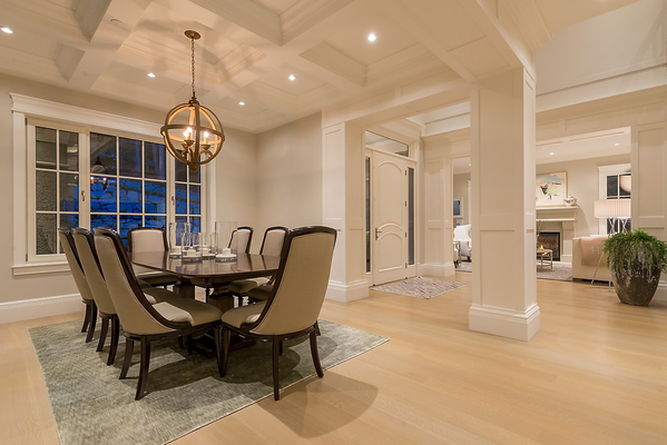 Luxurious West Vancouver Spec Home Interior Solutions Design Group