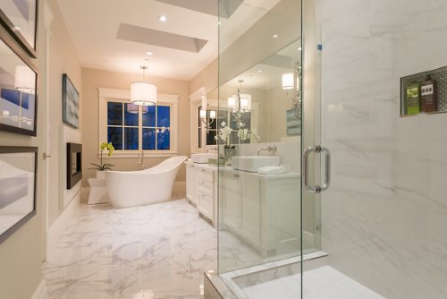 Luxurious West Vancouver Spec Home