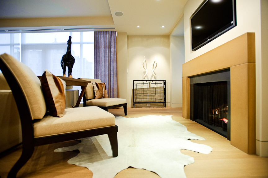 Penthouse richards street vancouver interior solutions for Interior design solutions