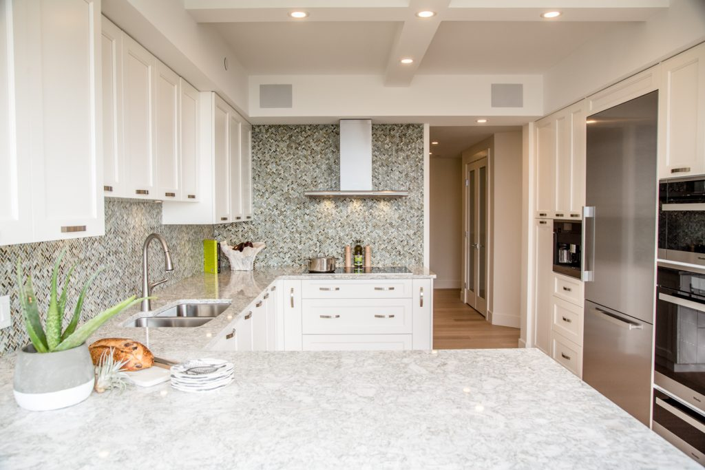 North Vancouver View Condo Luxury Renovation, Transitional Style U2013 Interior  Solutions Design Group